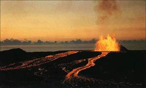 Eruptions of Hawaiian Volcanoes [USGS]