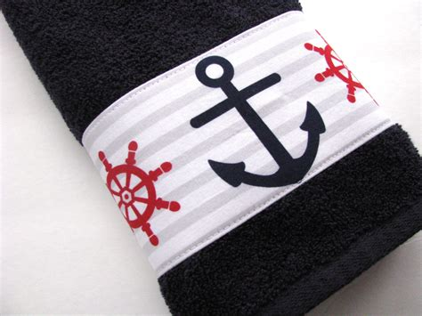 themed bathroom towels themed bath towels anchor bath towels
