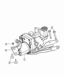 Dodge Charger Cap  Power Steering Reservoir   6 2l V8