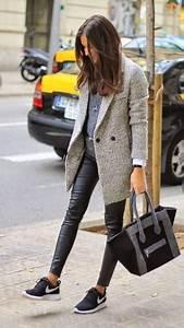 Grauer Mantel Damen Womit L Sst Sich Ein Grauer Mantel Kombinieren