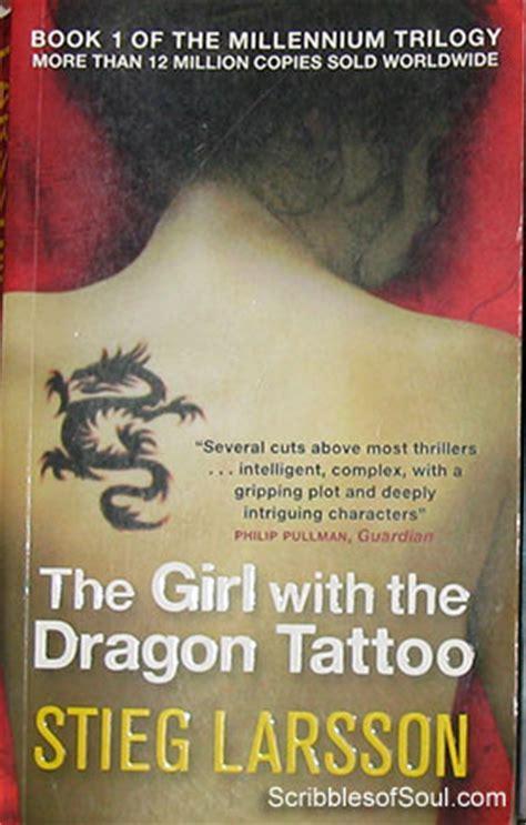girl   dragon tattoo  steig larsson review