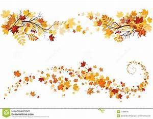Free Fall Leaves Border Clip Art – 101 Clip Art