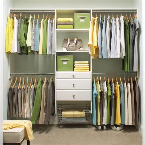 closet organization made simple by martha stewart living