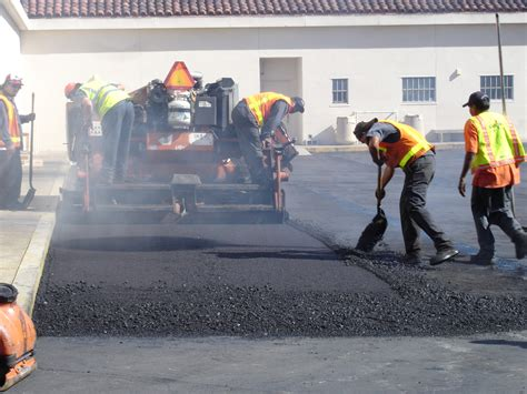 calvac paving maintains high safety work record
