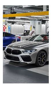 This BMW M8 Competition Convertible Costs $282,600 | Motor ...