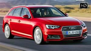 Audi A4 V6 Tdi : 2017 audi a4 avant v6 tdi s line quattro test drive hd youtube ~ Medecine-chirurgie-esthetiques.com Avis de Voitures