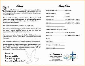 8 free printable obituary templatesreference letters With free downloadable obituary templates
