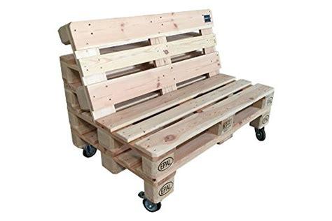 loungemöbel aus europaletten kaufen sofa aus paletten mit rollen
