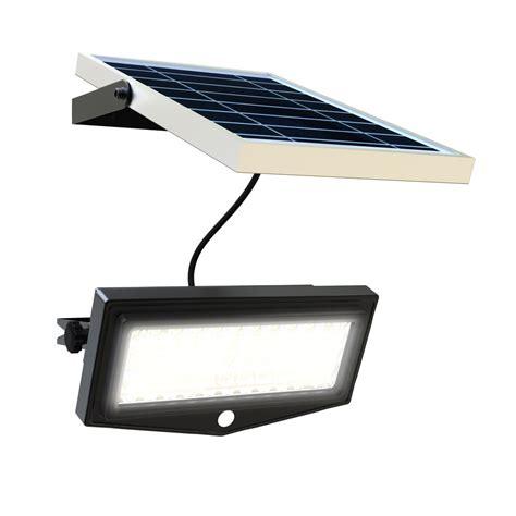 Lade Da Esterno Ad Energia Solare by Faro Con Pannello Solare E Telecomando Ecoworld Shop It