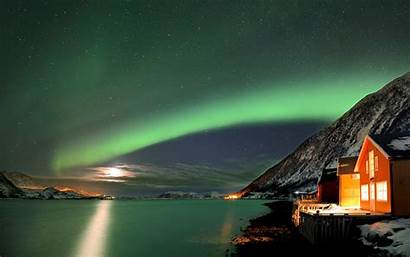 Cruise Tromso Northern Lights Port Location Fishing