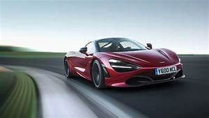 2018 McLaren 720S Memphis Red 5K Wallpaper HD Car