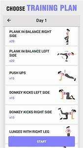 Weight Gain Exercise Plan For Female
