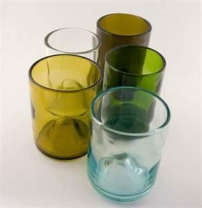 Bouteille De Verre : 30 fa ons de r utiliser vos bouteilles en verre en uvres d 39 art utiles ~ Teatrodelosmanantiales.com Idées de Décoration