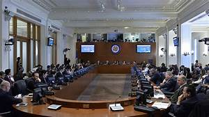 LIVE NOW: OAS Permanent Council Session on Venezuela ...