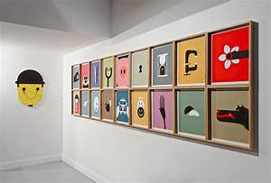 Illustrator Noma Bar Showing at KK Outlet in London | OEN