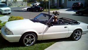 1993 Mustang Convertible 5.0 for sale - YouTube