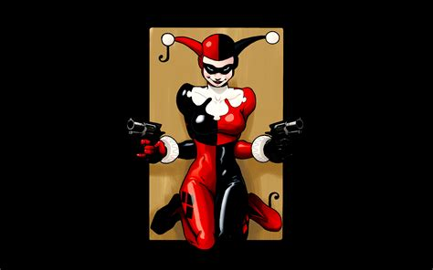 Animated Harley Quinn Wallpaper - dc comics wallpapers hd wallpapersafari