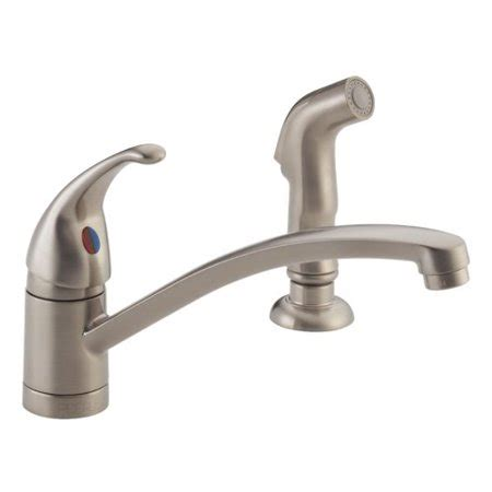 Peerless Kitchen Faucets At Walmart by Peerless Choice Single Handle Kitchen Faucet With