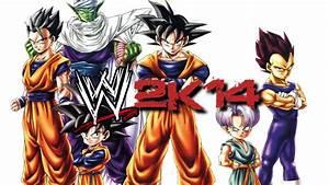 Dragon Ball Z Battle Royal WWE 2K14 Pain vs Hate - YouTube