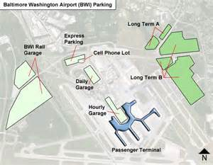 bwi cell phone lot baltimore washington airport parking bwi airport