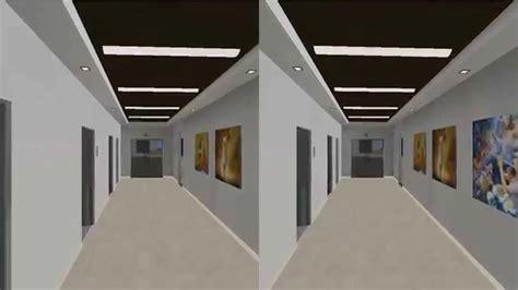 Cardboard Virtual Reality (vr) , 3d Interior Architecture