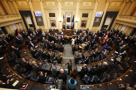 Democrats take control of Virginia General Assembly in