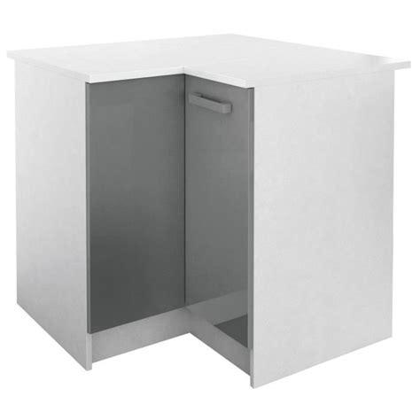 meuble d angle bas pour cuisine meuble de cuisine bas d 39 angle achat vente meuble de cuisine bas d 39 angle pas cher cdiscount
