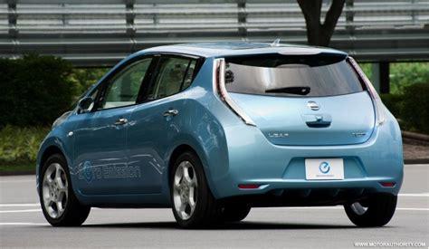 Hertz To Offer Electric 2011 Nissan Leaf For U.s. Rentals