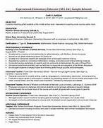 Teacher Resume Sample 29 Free Word PDF Documents Sample Lecturer Resume Best Resume Gallery The Most Stylish Sample Resume For Job Interview Resume Teacher Resume Samples Writing Guide Resume Genius