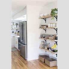 25+ Best Ideas About Kitchen Shelves On Pinterest  Open