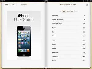 Iphone User Guide For Ios 6  Ibooks2 Uc6a9  Uc804 Uc790 Ub3c4 Uc11c Ebook  Uc571 Uc2a4 Ud1a0 Uc5b4 Uc5d0  Uacf5 Uac1c