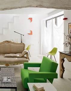 Wohnzimmer Ideen Grün : pantone gr n 2017 wohndesign wohnzimmer ideen brabbu ~ Lizthompson.info Haus und Dekorationen