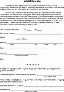 Download Pennsylvania Model Release Form for Free