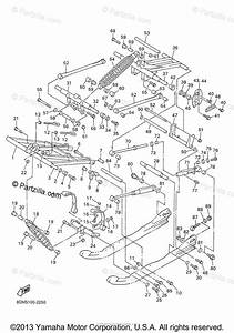 Yamaha Snowmobile 2002 Oem Parts Diagram For Track