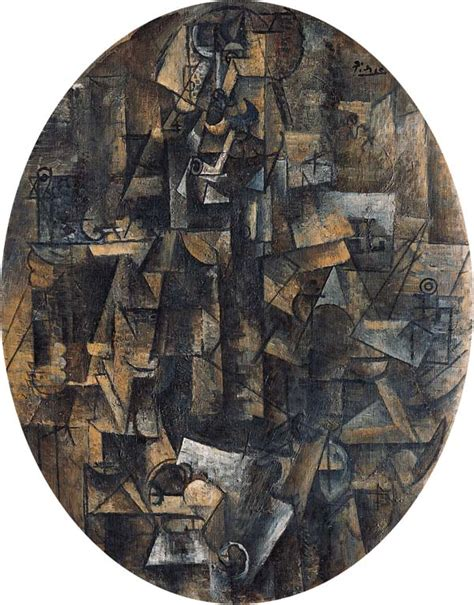 different facets of analytic cubism nonsite org