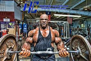 Greatest Bodybuilder Of All Time Ronnie Coleman Reveals Muscle