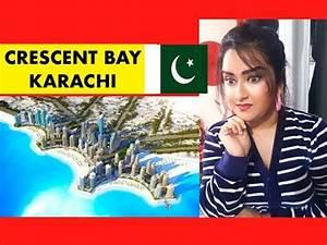 Indian Girl Reacts on CRESCENT BAY KARACHI | PAKISTAN ...
