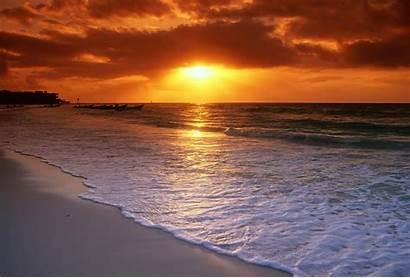 Ocean Wallpapers Sunrise Desktop Feel Clear Through