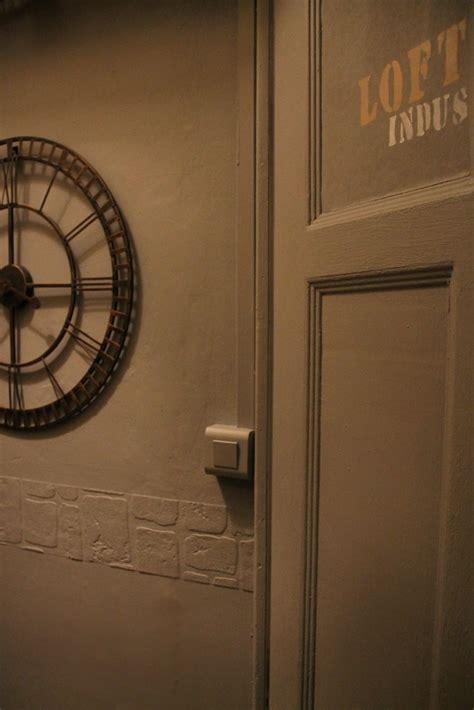 deco porte chambre toilettes déco industrielle photo 11 16 sur la porte