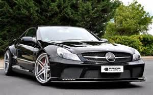 Mercedes Benz SL Black Series Conversion Facelift