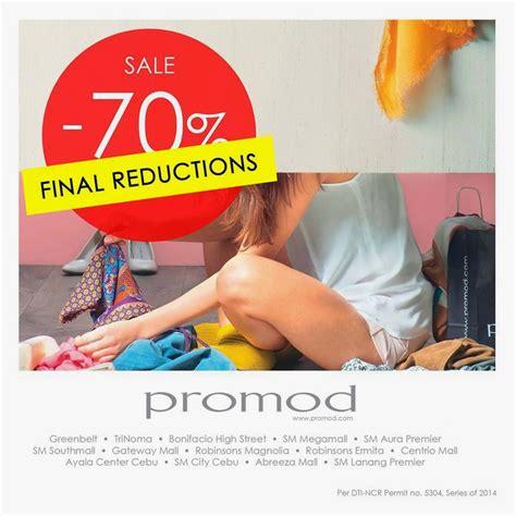 Manila Shopper: Promod Final Reductions SALE July-Aug 2014