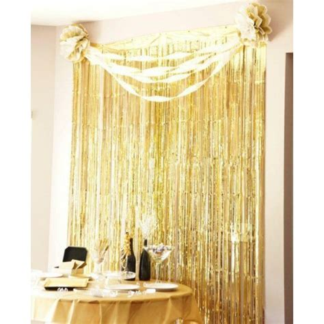 Foil Curtain Backdrop foil tinsel curtain backdrop photo shooting