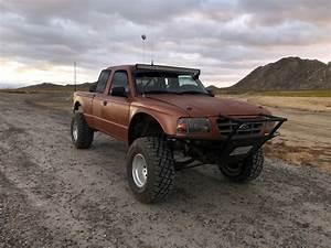 1993 Ford Ranger Xlt Prerunner  Kings  8 8  Bed Cage