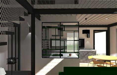 separation vitree cuisine salon verrire sparation cuisine salon comment installer une