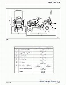 Massey Ferguson Compact Tractor Gc 2300 Series  Repair Manuals Download  Wiring Diagram
