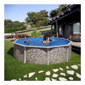 Sable Piscine Hors Sol : piscine hors sol cerdena gre diam 460 cm h120 filtre sable ~ Farleysfitness.com Idées de Décoration