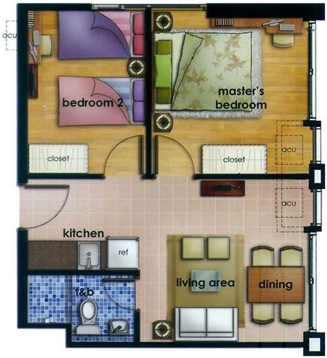 condo sale   linear makati condos unit floor plans