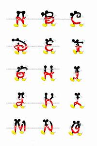 mickey mouse letter template joy studio design gallery With mickey mouse clubhouse letter stencils