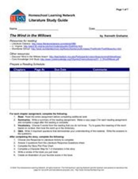 worksheets activities for the wind and the willows the wind in the willows 3rd 6th grade worksheet lesson