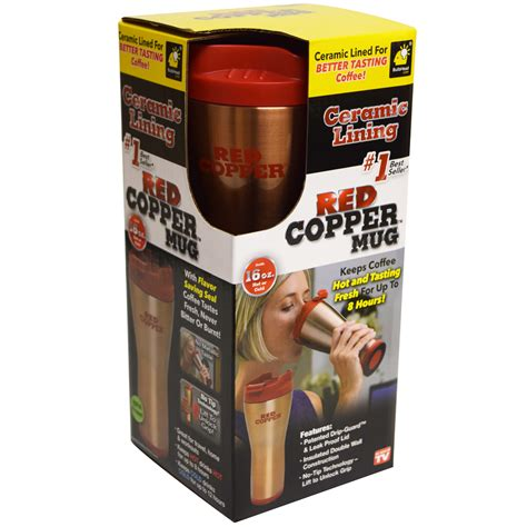 tv red copper mug shop    shopping earn points  tools appliances